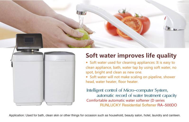 Water Softners Purifier