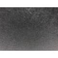 Schwarzer Steg Teppich nicht gewebter dünner Teppich Sarea