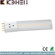 6W 2G7 4-pins LED PL-buizen 4000K