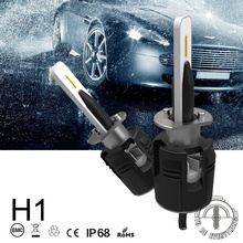 Pièces auto, led chaud Super blanc LED phare h1 h4 h11 h13 h16 880 HB3 12 V 24 V led ampoules de phare h1