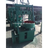 hot sell tanzaniz of honeycomb briquette machine