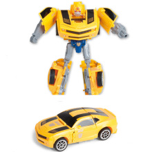 ABS DIY Toy Transformes Robot with 2 Styles