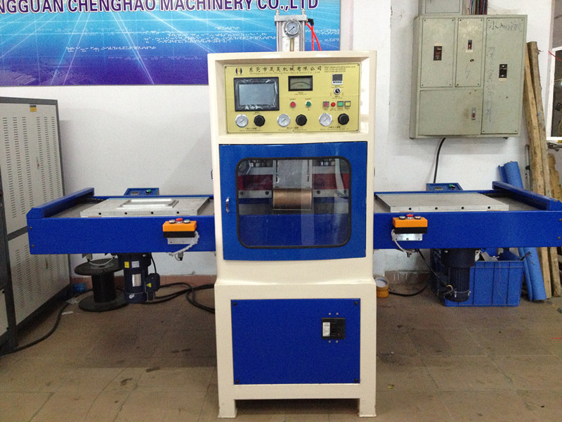 15KW HF Shoes Upper Welding Machine