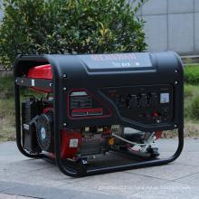 BISON (CHINA) с гарантией на один год 4Kva Бензиновый генератор 4.0kw 50hz с Honda Engine