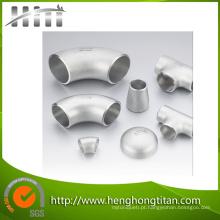 Encaixes de tubulação de aço inoxidável sem emenda da solda de extremidade