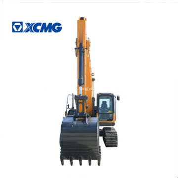 XCMG Excavadora de cadenas XE215C Excavadora hidráulica de 21.5 toneladas