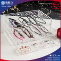 China Supplier Best Selling Paper Clear Acrylic Makeup Storage Box
