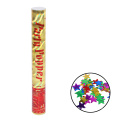 JiLe High Quality Party Confetti Cannon OEM Design Available with Metallic Foil Star