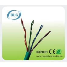 0.45mm CU/CCA/BC/CCS cat5 cable
