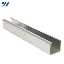 Durable In Use Steel Material M S C Channel