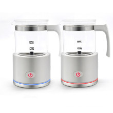 Milk Frother Hot or Cold Electric Coffee Warmer Steamer Automatic Foam Maker for Drink Macchiato Chocolate