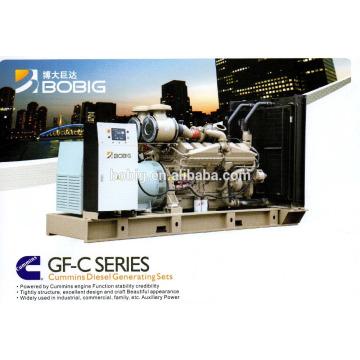 800KW 10000KVA générateur alimenté par OEM Cummins Engines