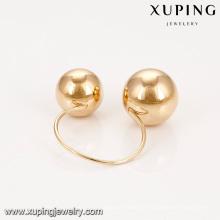 14918 Xuping atacado jóias new design Simples 18k banhado a ouro anéis das mulheres