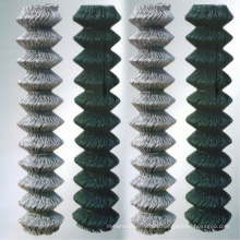 Electric Galvanized Chain Link Fence/Diamond Fence