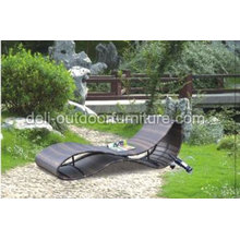 Classic Rattan Best Furniture Chaise Lounge Chair