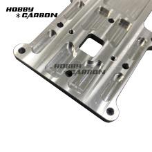Bearbeitungsprodukt OEM / ODM Aluminium Cnc Zubehörteile
