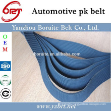 7PK1550 poly pk rubber v belt used in TOYOTA ALPHARD