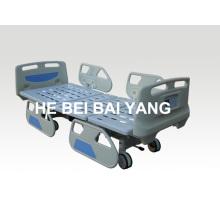 (A-2) Lit d'hôpital électrique à six fonctions