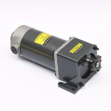 Motorreductor DC para maquinaria de embalaje