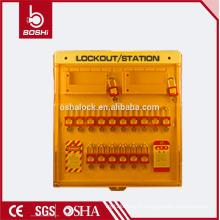 Station de verrouillage de sécurité avancée multifonction BD-B201, station de gestion de verrouillage