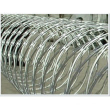 Military Defense Protection Concertina Razor Barbed Wire (fence)