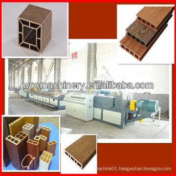 wpc manufacturing plant wpc manufacturing machine