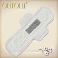 Usine prix nuit utilisation ions serviettes hygiéniques de haute qualité
