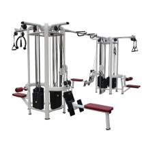 Multi-Fitness-Ausrüstung Integrated Gym Trainer 8 Station Maschine