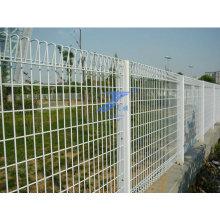 Abastecimiento de jardín o verde Roll superior malla de alambre valla