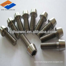 price for titanium screws and fasteners for racing