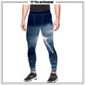 Mens Gym Wear Laufen Übung Kompression Sport Hosen
