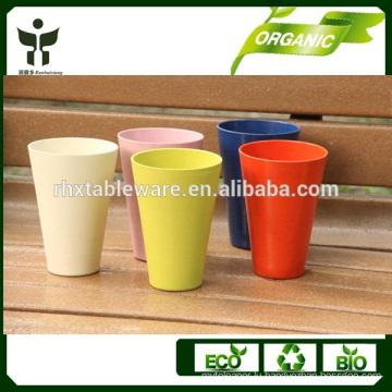 Plant fiber material japanese dinner bowl set