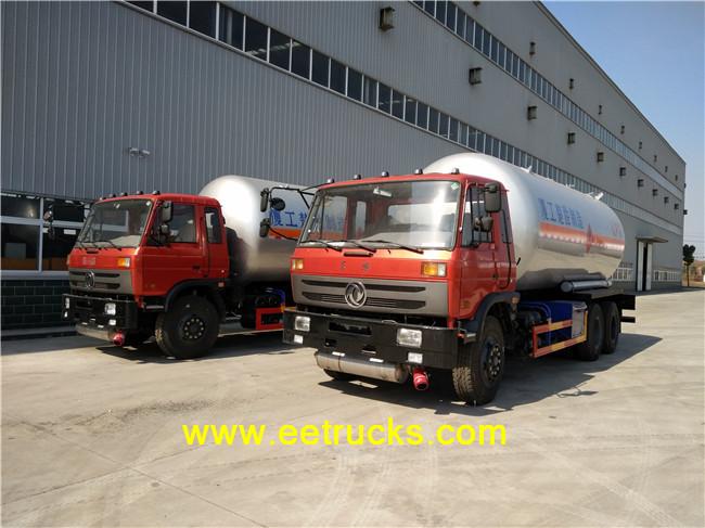 25 cbm LPG Tank Trucks