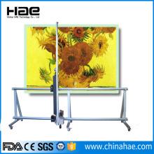Impressora de publicidade ao ar livre para máquinas de impressão de parede
