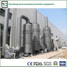 Desulfurização e Desnitrificação Operação-Indústria