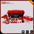 Elecpopular China Supplier CE Plastic Material Small Portable Combination Lockout Box