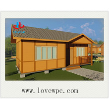 Low Cost Prefabricated WPC House