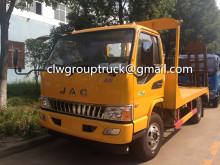 JAC 10-16 Ton düşük yatak kamyon römork