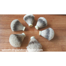 Venda Silvertip Badger Hair Knot Size 18mm