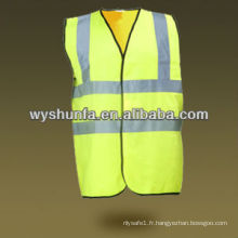 EN ISO 20471 (EN471) Veste réflective de sécurité