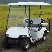 Good Quality for 2+2 Seaters Electric Golf Carts Hot sale electric golf cart 4 seats export to Singapore Manufacturers