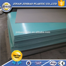 1200x2400mm cheap rigid plastic sheeting board 4x8 pvc panels