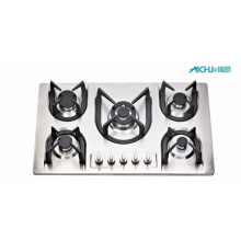 5 Burner Cooking Gas Stove Cooker
