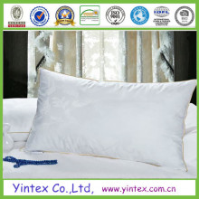 Professional Hotel White Goose Down Pillow
