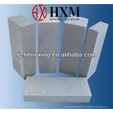 Machine à blocs AAC à poids léger (HXM)
