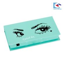 luxury cardboard mink eyelash packaging box