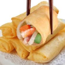 Китайская традиционная еда замороженные овощные Спринг-роллы