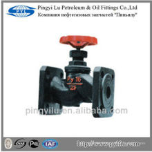 Ductile iron flanged globe valve price