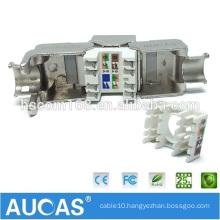 RJ45 Network Cable Information Outlet High Quality Cat5e FTP Keystone Jack