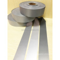Wholesale Silver Clear High Light Reflective Sew On Fabric Tape For Uniforms